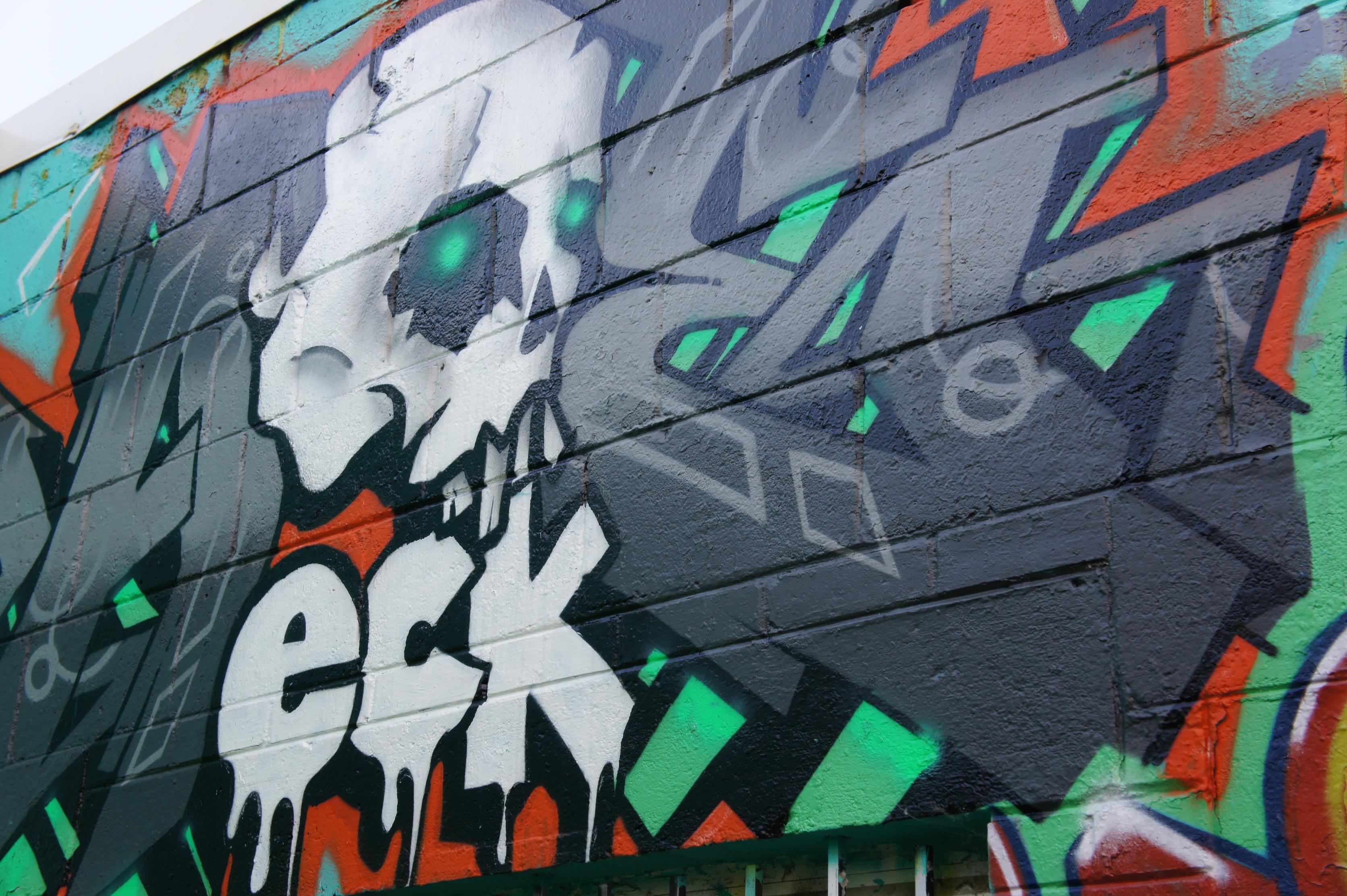 Arlington Graffiti