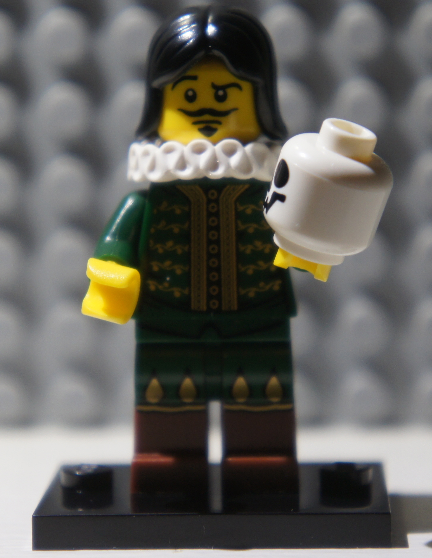 Minifig Series 8 – Actor