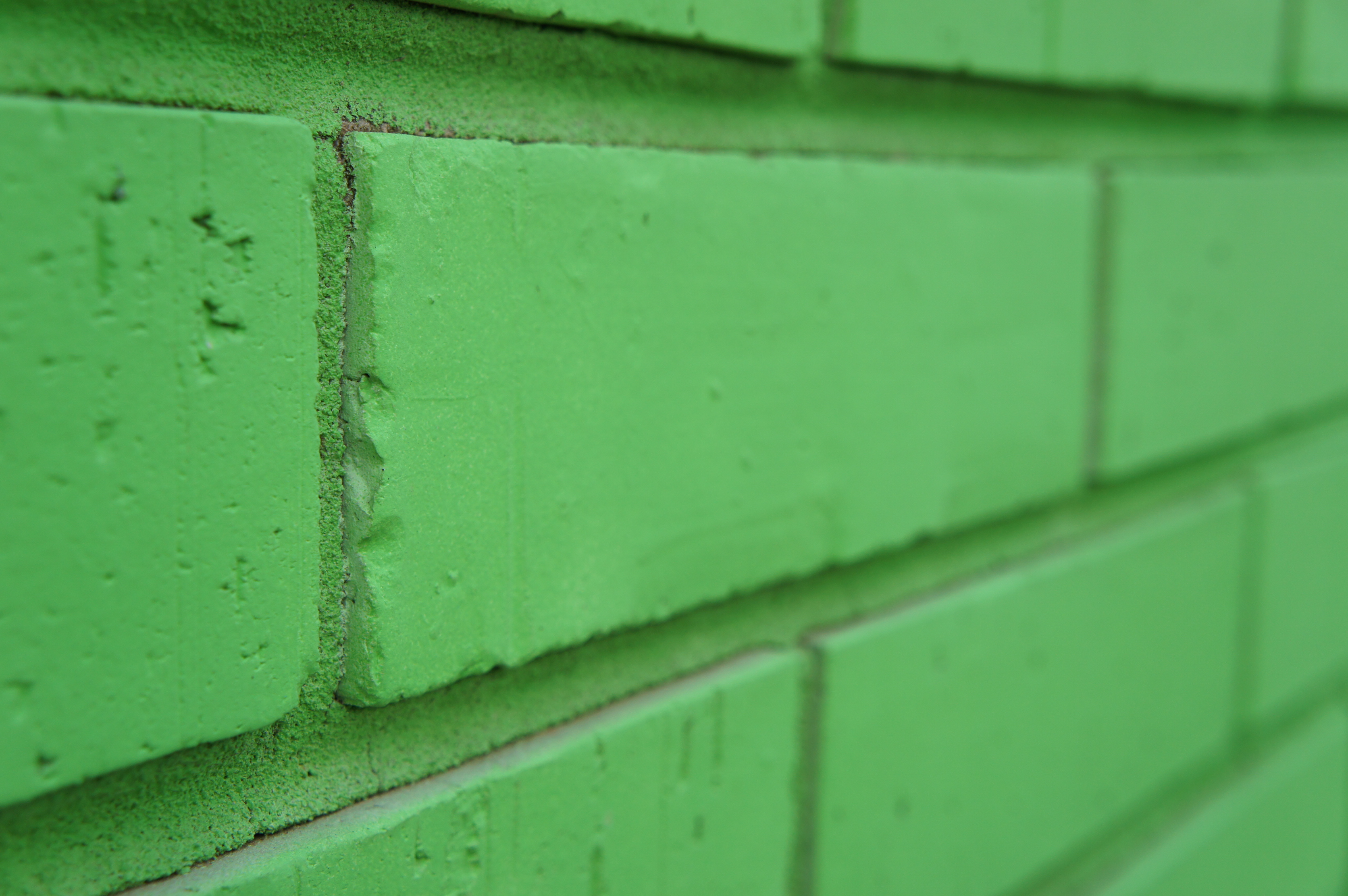 Green Bricks
