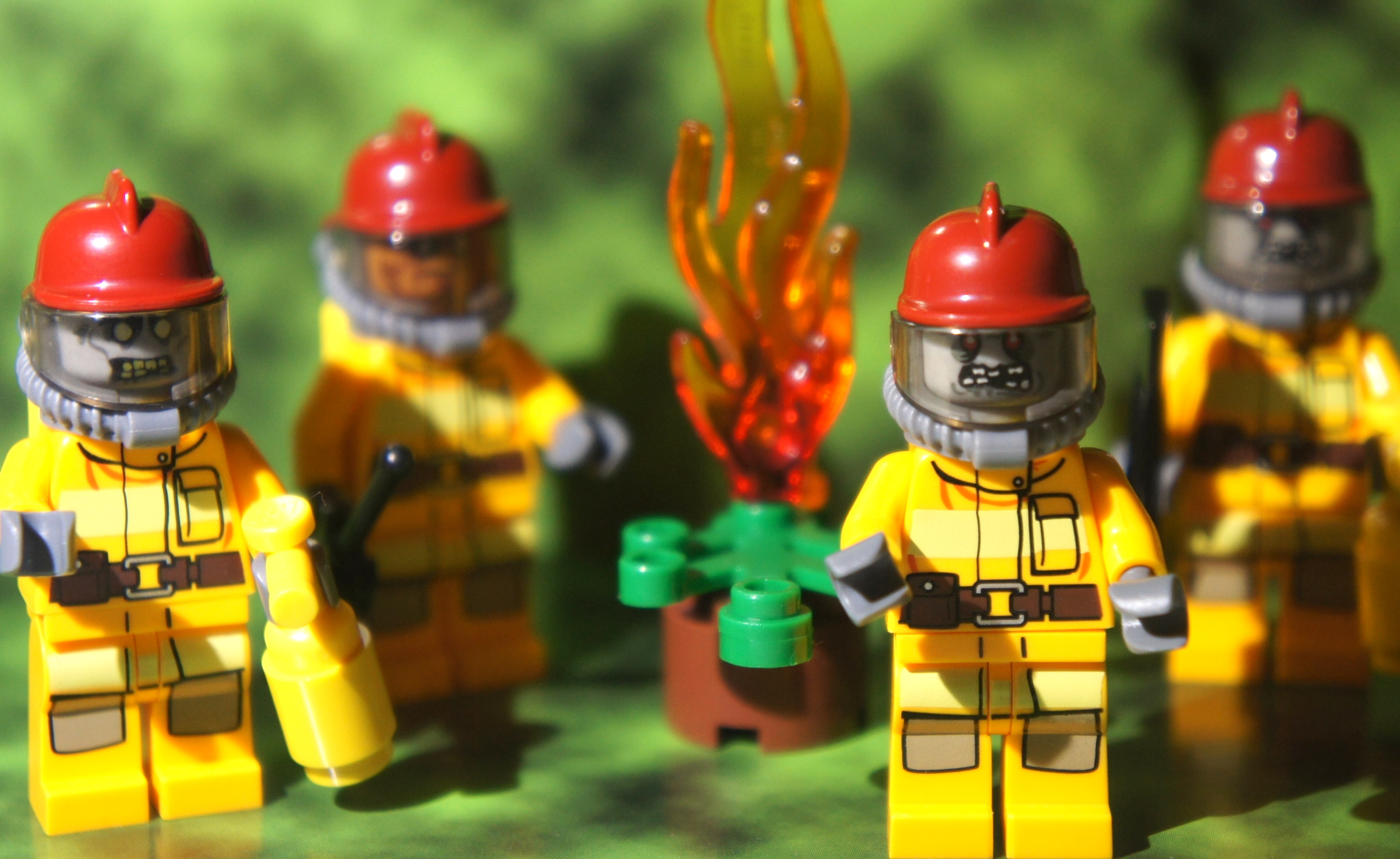 Zombie Firefighters