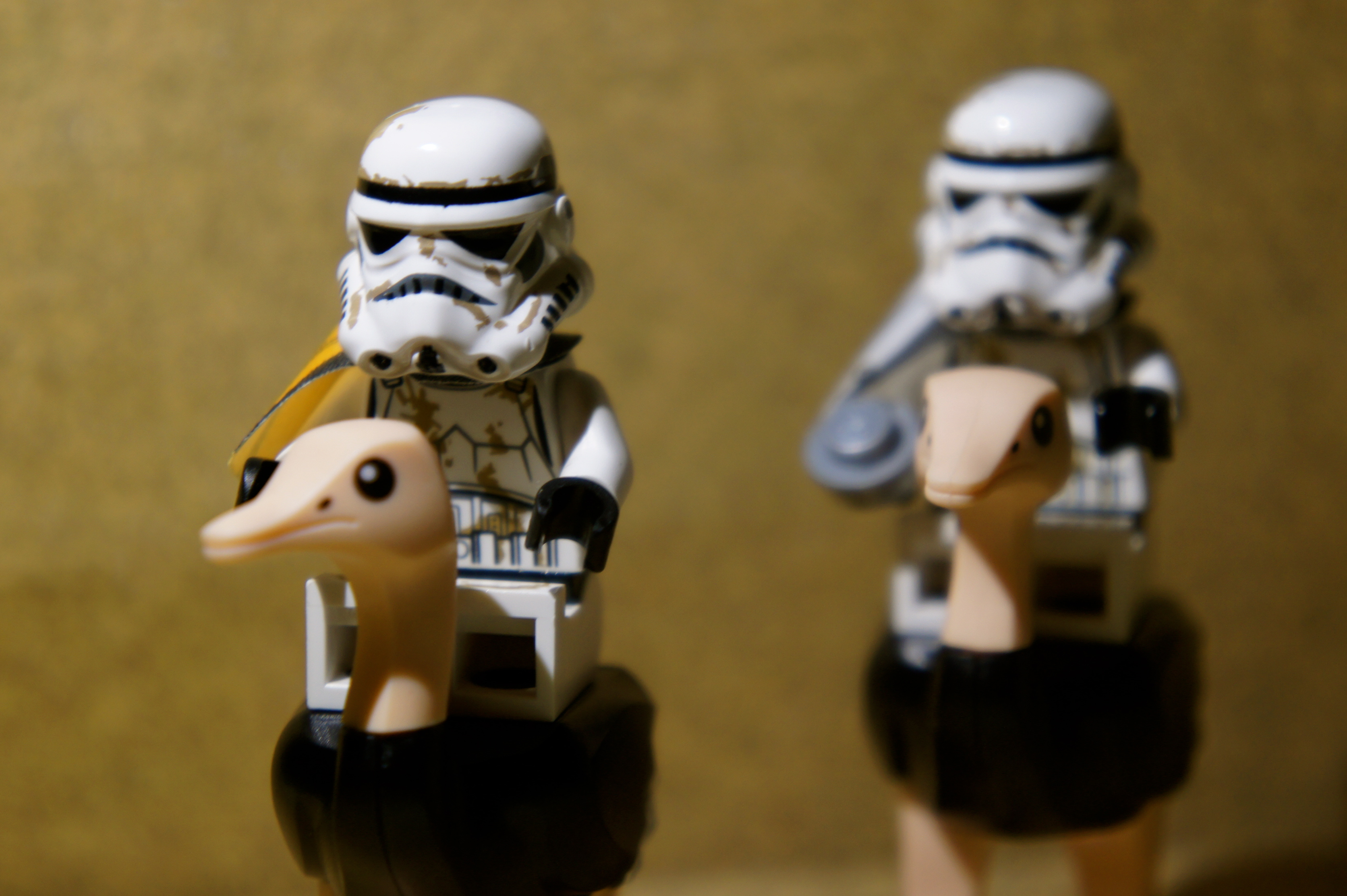 Ostrich Troopers