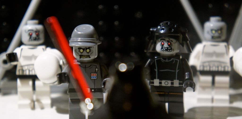 Vader vs Zombies