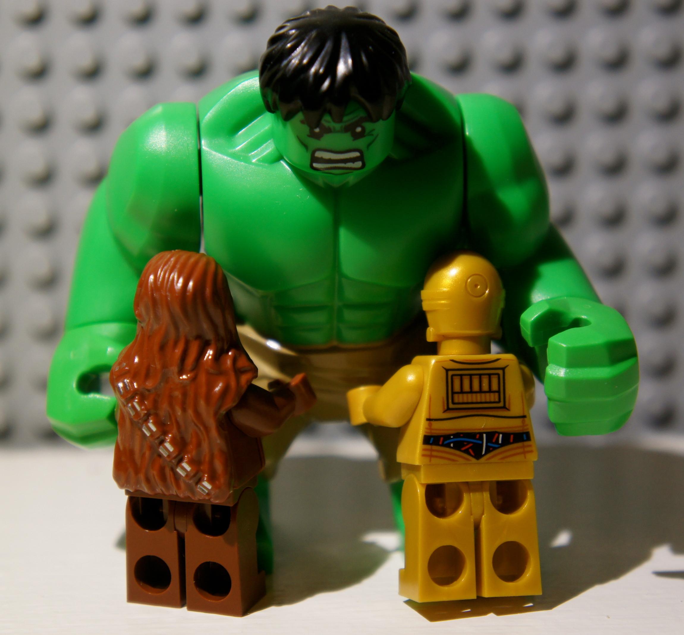 Hulk Hugs