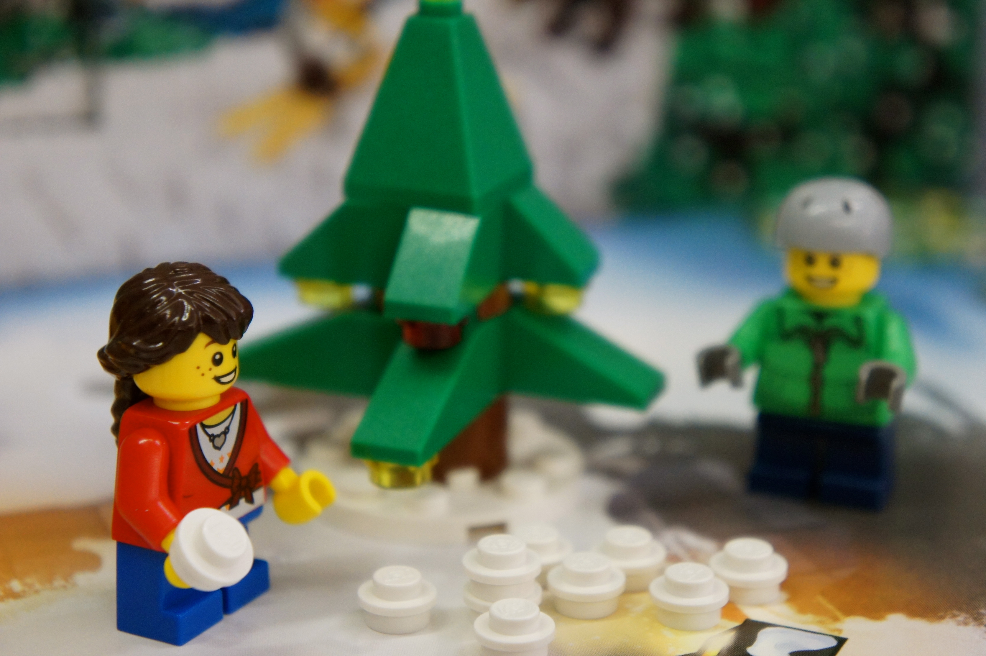 LEGO City & StarWars Advent – Catch up