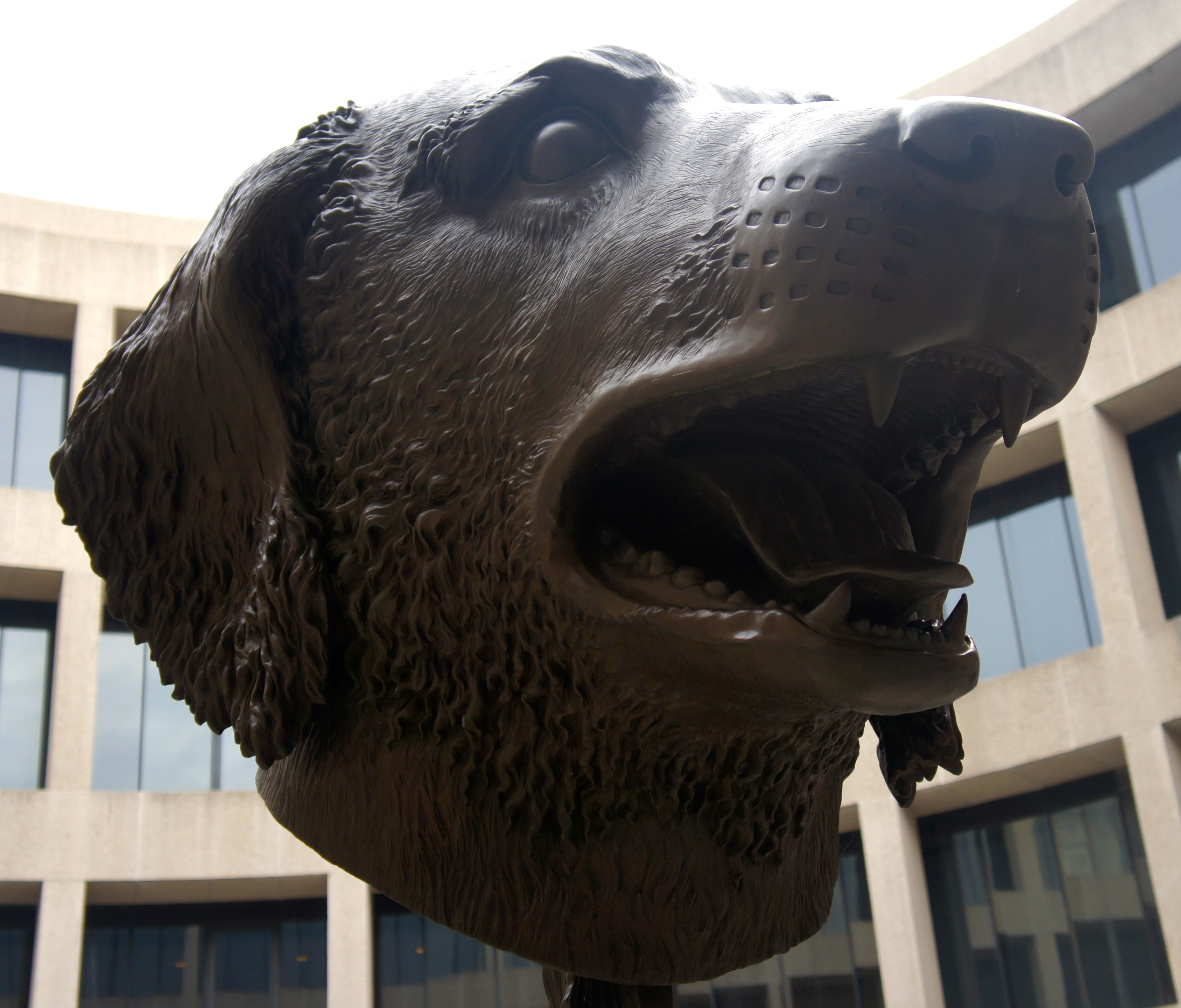 Ai Weiwei – Zodiac Heads – Dog