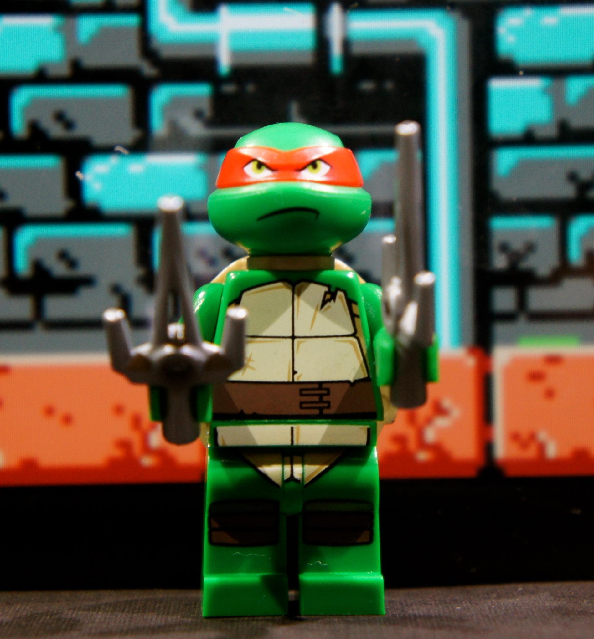 LEGO TMNT –Raphael