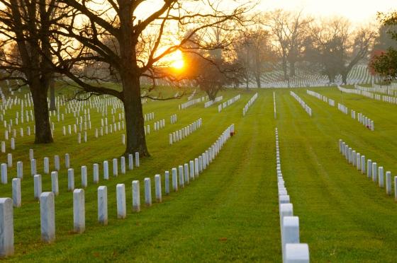 Arlington Nat. Cemetery