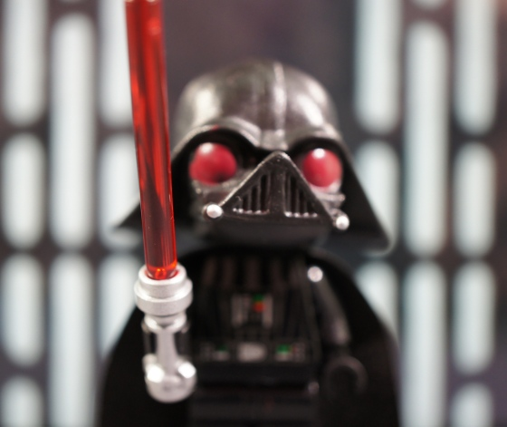 Angry Vader