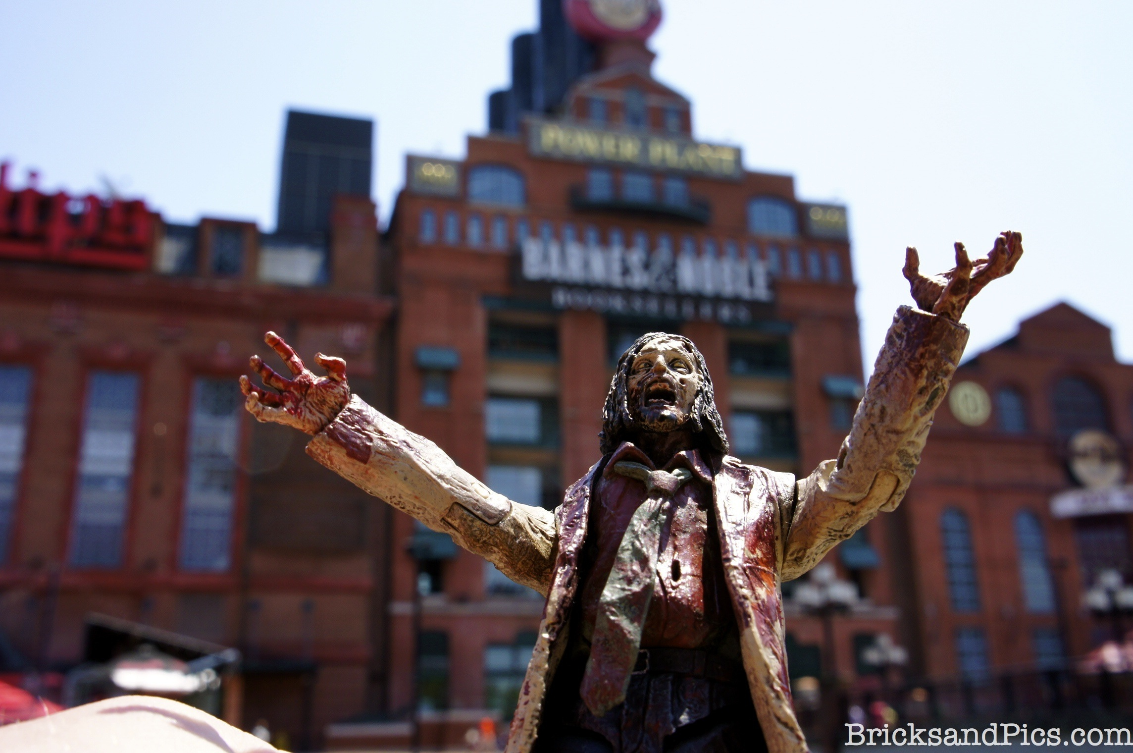 Zombie in Baltimore